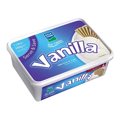 DF Vanilla 1ltr