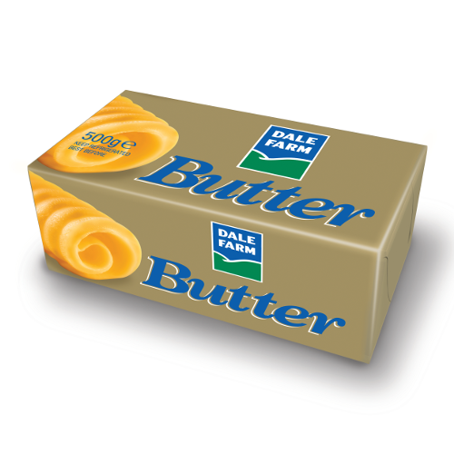DF butter salted