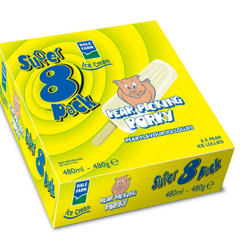 Pear Picking Porky 8pk