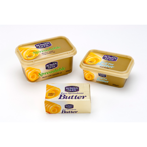 RG Butter range