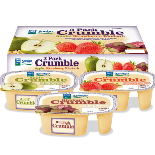 crumbles range