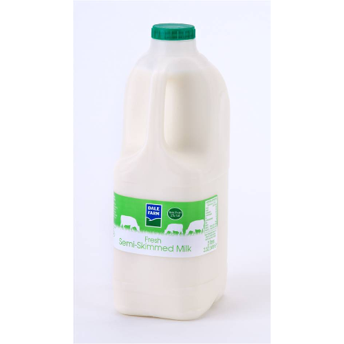 DF Semi skimmed milk