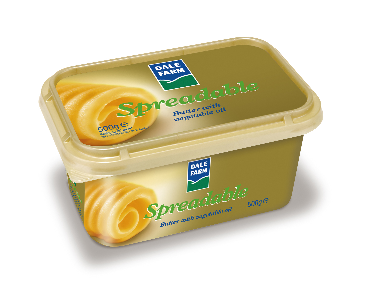 Dale Farm Spreadable 500g