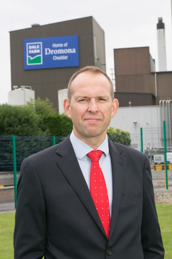 Pictured: Nick Whelan, new Group Chief Executive at Dale Farm.