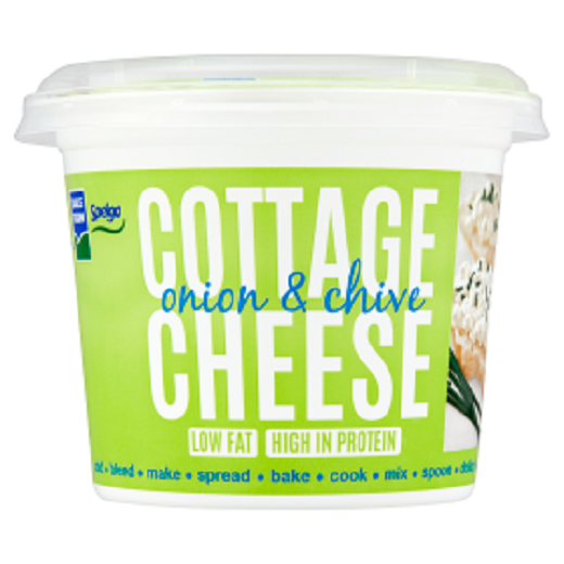 Tremendous Dale Farm Cottage Cheese With Chives Dale Farm Download Free Architecture Designs Scobabritishbridgeorg